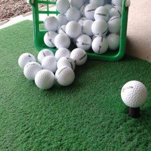 Peak Practice Golf Driving Range