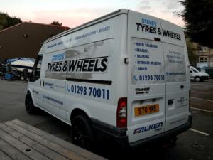Steve's Tyres