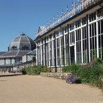 Pavilion Gardens promenade