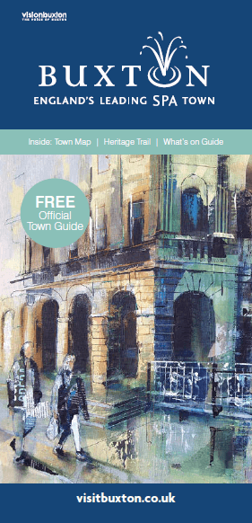 2016 Buxton Town Guide